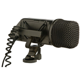 Rode Stereo VideoMic Camera-Mounted Stereo Microphone